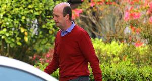 Superintendent Michael Leacy from Dungarvan who was assaulted at his home in Dungarvan, Co. Waterford. Pic: Picture: Patrick Browne