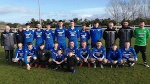 The longest-ever penalty shoot-out in Ireland? Dungarvan win marathon cup tie with 40th spot-kick
