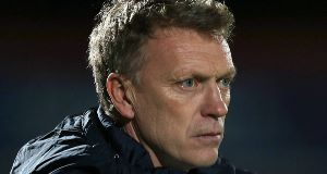 Reign, Moyes leaves United