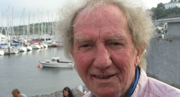 Desmond O'Grady: Lived in Kinsale for past 25 years.