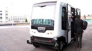 Driverless shuttle bus to make Irish debut in Dublin's Docklands | BreakingNews.ie