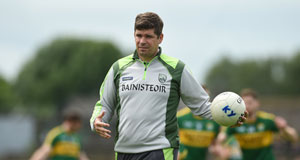 Kerry old guard still has crucial role, insists Eamonn Fitzmaurice
