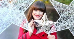 Elaine Crowley yesterday launched Focus Ireland's 'Sponsor A Star' Christmas fundraising campaign. Pic: Marc O'Sullivan