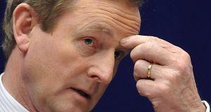 Taoiseach Enda Kenny