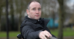 TIME OUT: Eoin Kelly, the former  Tipperary All Star hurler and scoring  machine.  He now nearly wonders how he fitted in hurling at all. Picture: Jim Coughlan