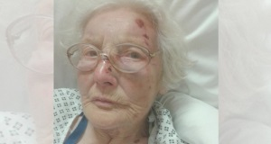 Man jailed for eight years after 'vicious' attack on 89-year-old widow