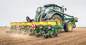 The Exact Emerge precision seed drill
