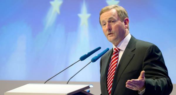 Enda Kenny: Announced Zenith jobs on German visit
