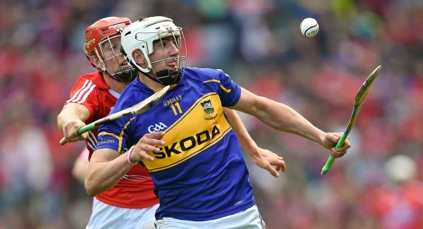 Sean Curran and Dan McCormack come into the half-forward line, with ...