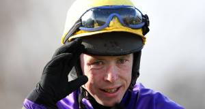 Andrew Lynch - gave MountCorkish Girl the  kid-glovetreatment up the straight.