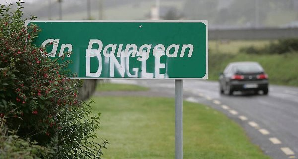 It's the end of the road: the Irish language is coming to a full stop