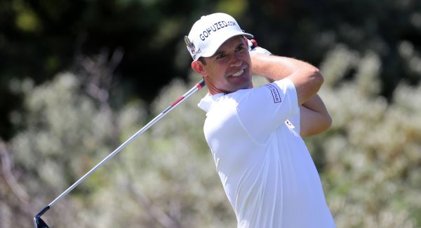 Pádraig Harrington: I would consider I putted awesome.