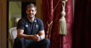 Chris Henry: Recuperating at home as he awaits test results.
