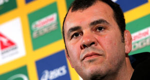 Michael Cheika. Picture: Ryan Byrne/INPHO