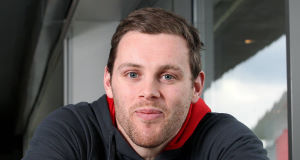 Darren Cave: Free to play for Ulster against Ospreys.