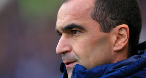 """I'm sure there is an agenda... something behind it"" — Roberto Martinez"