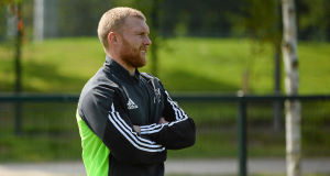 FIT-AGAIN: Keith Earls is eager to put almost two years of injury problems behind him, the most recent of which required knee surgery.