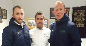 Ollie Cahill, Stephen Bradley and Stephen McGuinness.