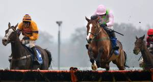 CUT AND DRIED:  Bookmakers decision to cut Faugheen to 9-4 favourite for the Champion Hurdle at Cheltenham is justified, believes Pat Keane.