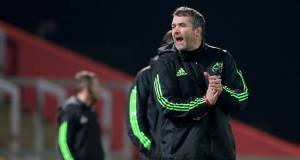 Anthony Foley: Munster left 'hanging on'.