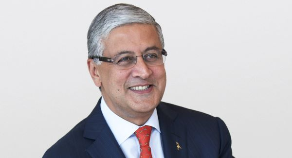 Ivan Menezes. Picture:  Tim Bishop/Diageo via Bloomberg