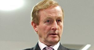 Taoiseach Enda Kenny - reshuffle announcement expected later today