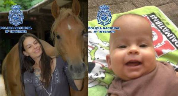 Katharina Katit-Stäheli and her 10-month-old son Dylan had been missing since Christmas Eve.