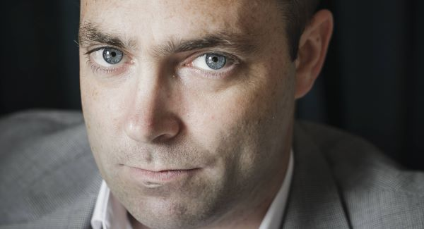 Donal Ryan: His debut novel The Spinning Heart charts the decline of an Irish village during the 'Celtic Tiger' years and has now made the shortlist for the IMPAC Award.