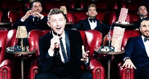 The Overtones: Due to performin Cork and Dublin in June.