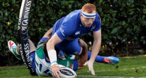 Darragh Fanning: The 28-year-old has been an ever-present in the Blues' back-three this term, scoring five tries from 10 appearances.
