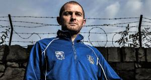 THE TOUGHEST: Nire manager Benji Whelan ahead of the AIB GAA Munster SF Club Championship final against Austin Stacks. Picture: Brendan Moran