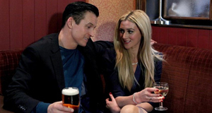 Fair City Garda Maguire and Kerri Ann