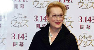 Chic look: Actress Meryl Streep was voted one of the top 10 sexiest women over the age of 60.