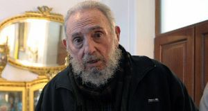 Fidel Castro was President of Cuba from 1976 to 2008