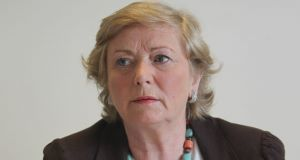 Children's Minister Frances Fitzgerald