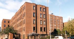 Garda HQ in Dublin.