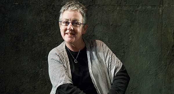 Passionate life: Garry Hynes says she don't feel any less enthusiastic about life than when she was in her 20s.