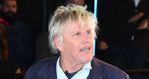 Busey 'visited by Patrick Swayze's ghost'