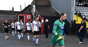 Dundalk 'keeper Gary Rogers: We can crack Cork City code