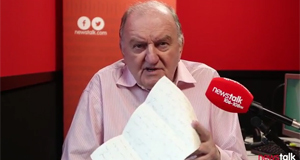 George Hook today