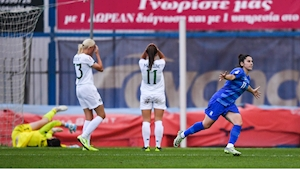 Late equaliser deflates Ireland in Euro qualifier