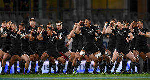 There's an arrogance about the All Blacks that is well-earned
