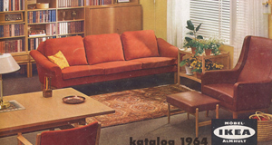Ikea Catalogue From 1964