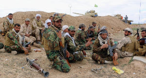 Iraq Army Soldiers