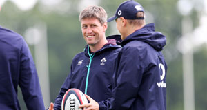 Ronan O'Gara‏ reveals slice of life in Christchurch with cheeky tweet