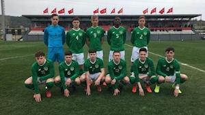 Turkey win Istanbul opener against Ireland U18s