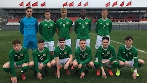 Ireland U18s go down 4-0 in Andy Reid's first game as boss