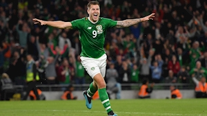 James Collins given first Ireland start