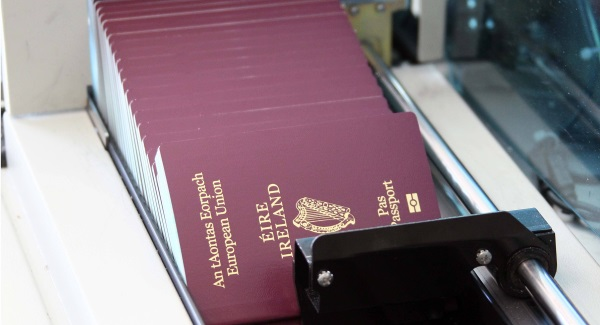 Irish Online Passport Application Service