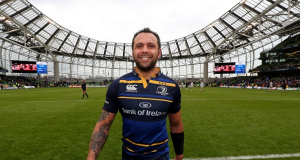 Leinster's Nacewa and Strauss to retire at the end of the season